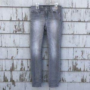 GAP Grey Skinny Jeans